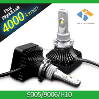 2015 car led headlight conversion Kit 9005 for Toyota Reiz