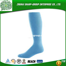 Alibaba China 100% Polyester Customized latest design club football socks