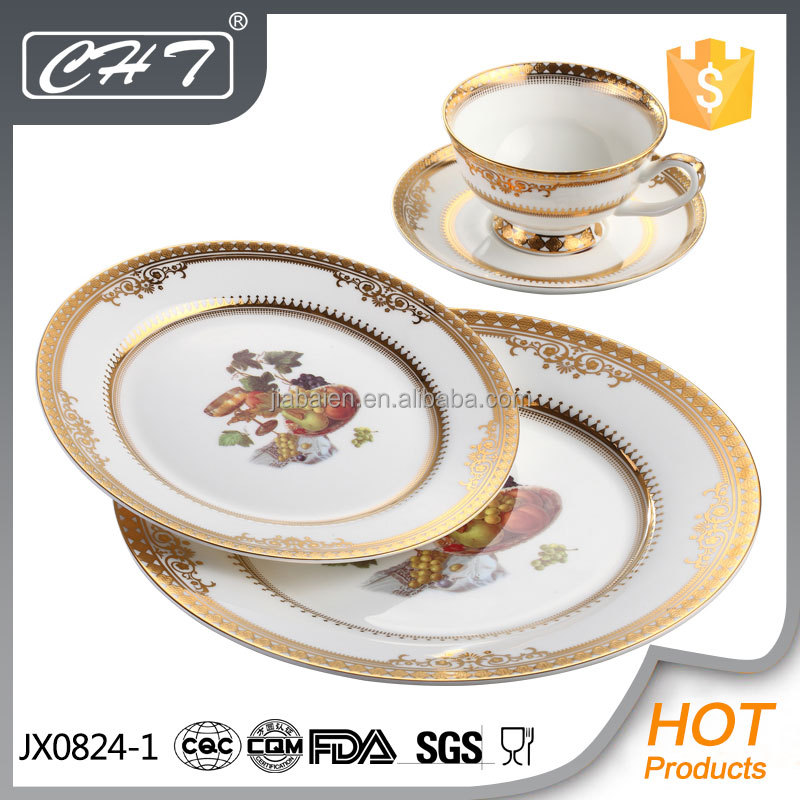 wholesale fine bone china royal hd designs dinnerware sets for restaurant