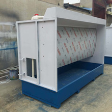 MAXAIR Designed WATER CURTAIN vehicle Spray Booths