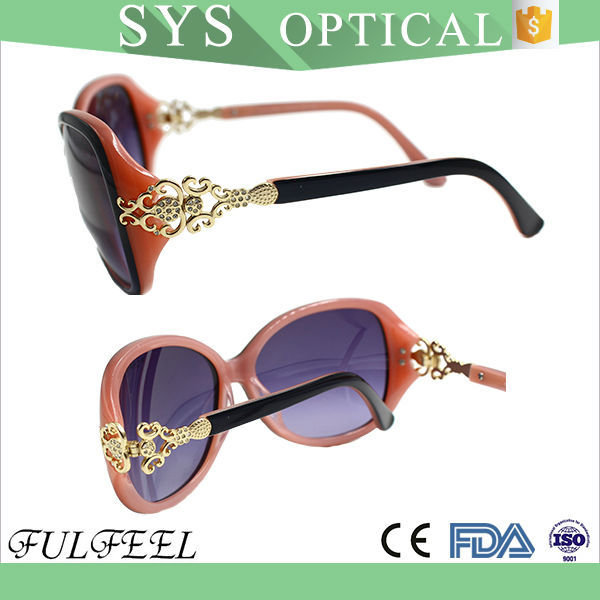 Fashion designer sun glasses for women latest brand sense