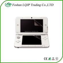 Top+Bottom Clear Screen Protector LCD Film Guard Skin for Nintendo 3DS LL/3DS XL/3DSXL/3DSLL Replacement