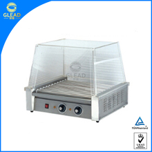 Guangdong supply hot dog machine with bun warmer