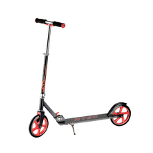 Newest Design 2 Big Wheel Balance Stand Up Adult City Kick Scooter