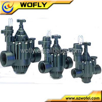 Mechanical parts normally closed 2 inch water solenoid valve for irrigation