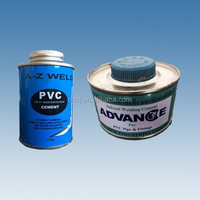 White/Clear PVC Glue PVC Adhesive for PVC Pipe/UPVC Pipe