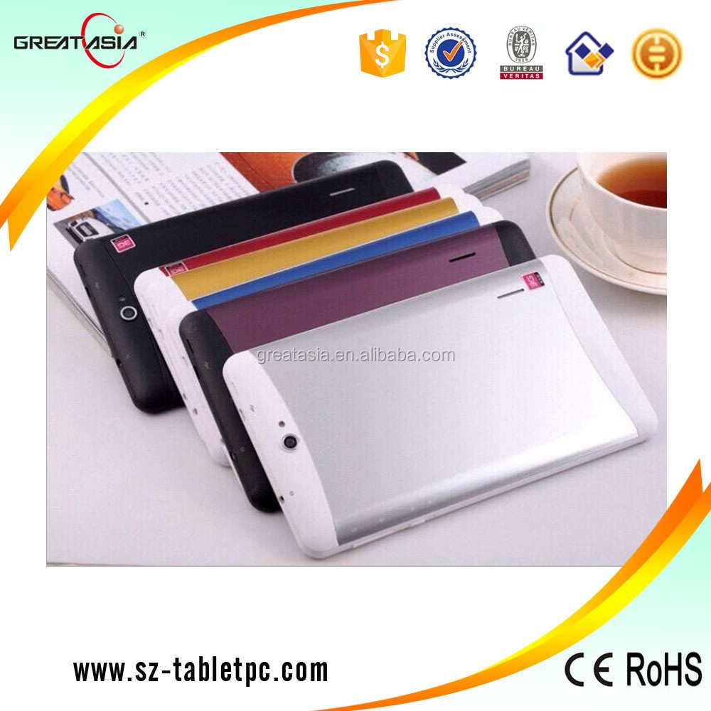 7 inch 3GTablet PC GSM/WCDMA MTK6572 Dual Core 8GB Android 4.2 OS Phone Call WIFI Tablet