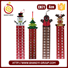 China Cheap Christmas Reinbeer Printing Advent Calendar