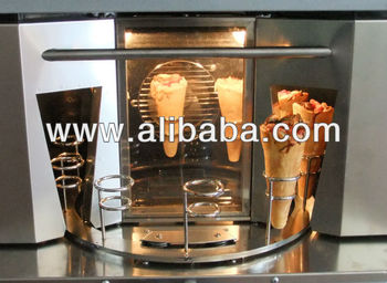 pizza cone oven fpc 100 lc for professional use buy pizza cones oven for cono pizza conopizza. Black Bedroom Furniture Sets. Home Design Ideas