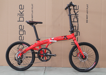 7s 20 inch light weight aluminum folding bike
