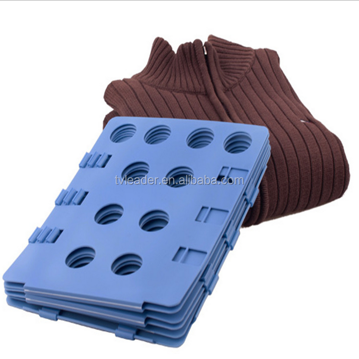 New design Adjustable Clothes Folding Board/ Flip Fold Clothes Folder/Cloth Folding Board