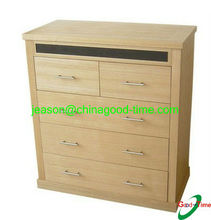 KD design furniture yellow chest of drawers