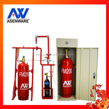 HFC-227ea Gas Automatic FM200 Fire Extinguisher System Fire fighting