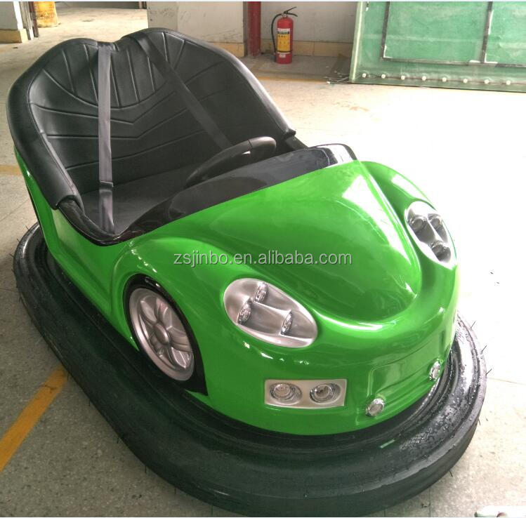 Factory wholesale battery bumper cars,battery operated bumper cars