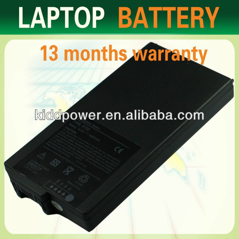 Compatible 8 cell laptop battery for HP COMPAQ Presario 700 1400 1400EB 1400T 1400XL 14XL Evo N105 N115 196345-B21