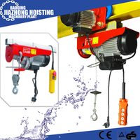 Electric Power Source and New Condition MINI CRANE - MINI LIFT