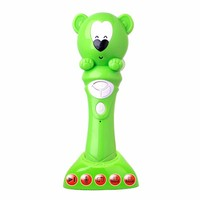 Cartoon Style English Educational Toy For Kids Read Pen Children Language Learning Smart Promotional Plastic Pen
