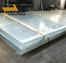 Popular transparent 100mm 150mm acrylic panels for swimming pool