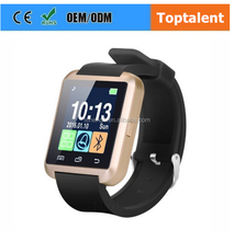Newest styl phone call Wifi android 4.0 U8 wifi smart watch