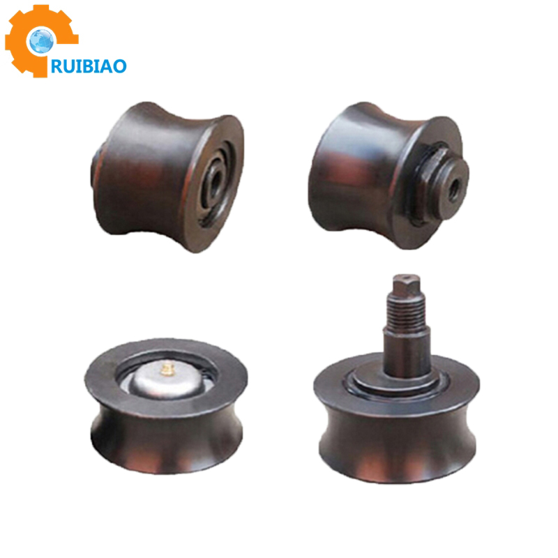 construction hoist guiding roller master section roller for building elevator spare parts