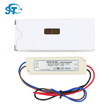 Neon Sign Transformer 220V 230V ac to 12V dc Power Supply, Class II Power Unit with Fully Isolated Plastic Case
