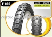 Bicycle tyre 16x1.95