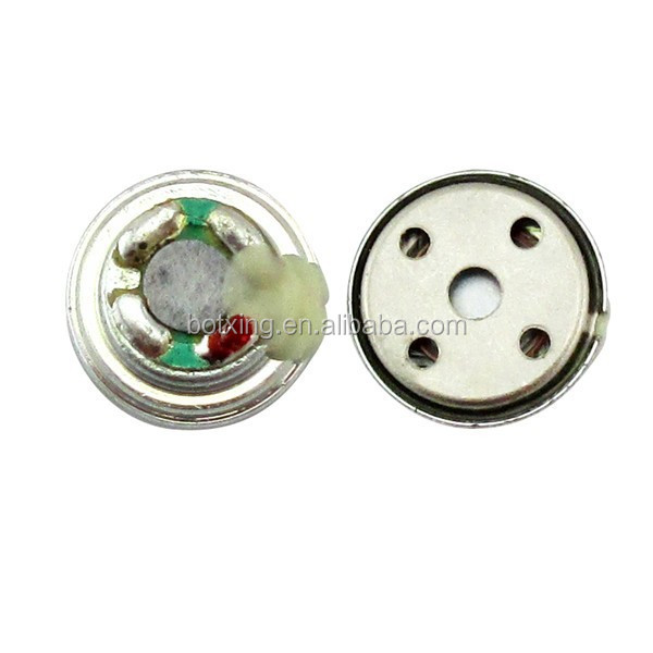 High quality small driver units headphone mini speakers