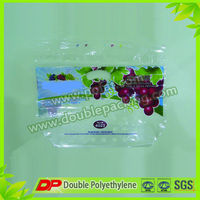 2016 Transparent Grapes plastic bag,pp,OEM welcomed