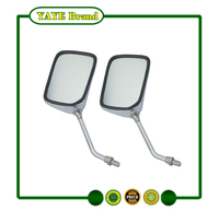 Good Quality Motorcycle Parts bajaj motorcycle spare parts CM125 Plastic Side Rearview Mirror