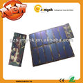 30w Flexible foldable solar panel for travel