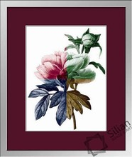 lily flowers wall art painting