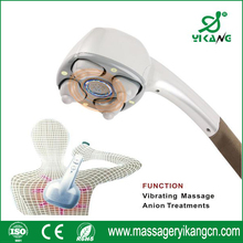 2016 body massage for men by women yk-301with high quality electric body massage for men by women for cur device with ionization