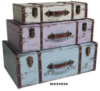 Vintage Looking Suitcases 94