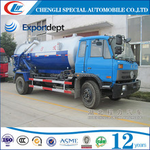 Dongfeng Sewage Sucker Truck 4X2 Sewer Jetting Truck for Sale