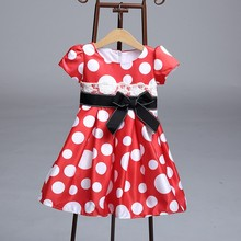 Cheap kids clothes china summer wedding fashion clothing baby 1 year old party dress LY9368