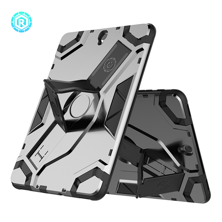 Tablet cover shockproof with holder for samusng tab s3 tablet case