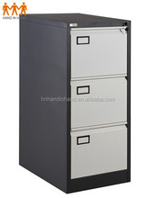 Modern office furniture 3 drawers file cabinet