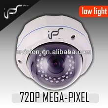 IPS-522 Low lux IP camera with IR support ONVIF and P2P functions