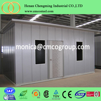 Factory supply flatpack office container/prefabricated house container for sale