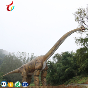 Soft Rubber Life Size Mechanic Dinosaur for Prehistoric Park