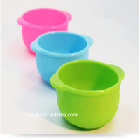 2016 Hot Portable Collapsible Silicone Pet Bowls Dog Bowls