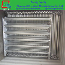 heavy duty hot dipped galvanized horse panels / metal livestock field farm fence gate for cattle or horse