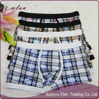 Vintage Multi-color Comfortable Boxer Shorts Men Underwear Sexy Boxer Shorts Cotton Underpants