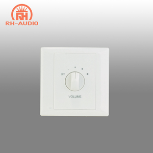 RH-AUDIO PA System Volume Control Series for 100V speakers