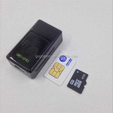 High quality wireless portable online GF08 gps sim card car tracker for real time anti-theft