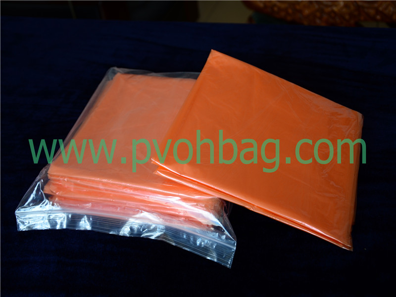 Water Soluble PVA Laundry Bag for Hospital Infection Control