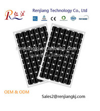 250 watt solar module high efficency mono solar panels for soalr panel power system