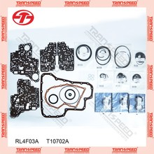 TRANSPEED RE4R03A RL4F03A T10702A Automatic transmission overhaul seal gasket kit