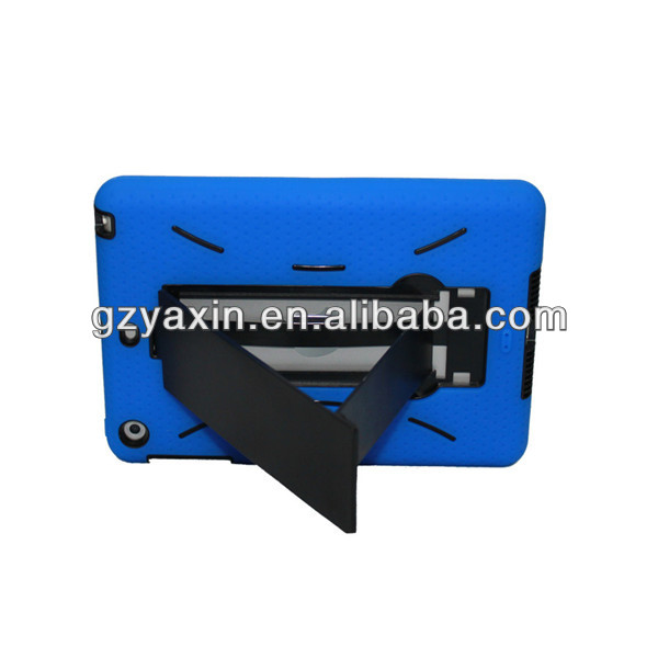 Wholesale robot kickstand design for ipad mini case