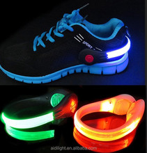 Portable Shoe Accessory Parts Led Shoe Clips Light China Factory